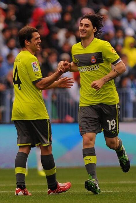 Un gol del defensa argentino Diego Colotto valía el 1-0.