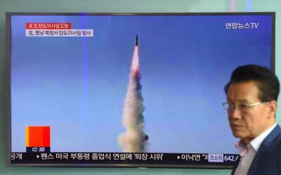 Hace pocos días el régimen norcoreano probó exitosa...
