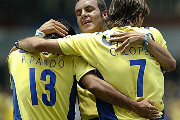 Cuauhtémoc Blanco compartió equipo con jugadores como Pavel Pardo y Clau...