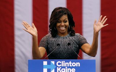 Michelle Obama en Phoenix, Arizona el 20 de octubre de 2016