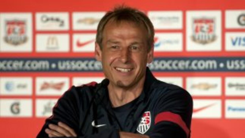 Klinsmann confía en avanzar a la siguiente ronda en Brasil 2014.