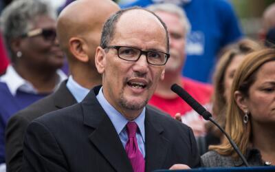 Tom Pérez, primer hispano que es elegido para liderar el Comit&ea...