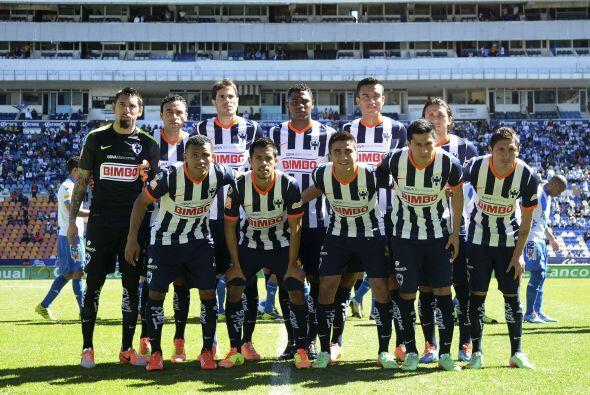 Los Rayados de Monterrey que empiezan el torneo llenos de presión, oblig...