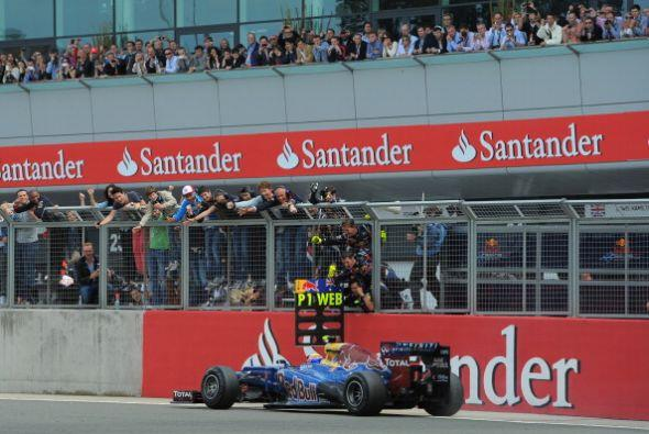 Gran Premio de Silverstone 2012