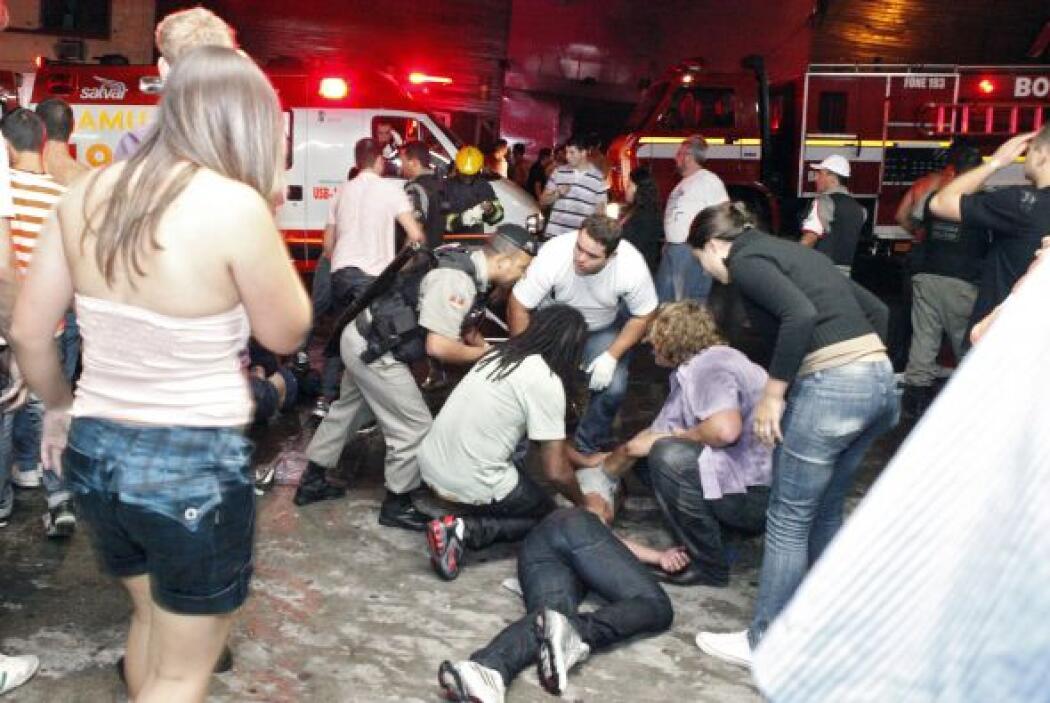 La tragedia sacudió a la opinión pública brasileña y condujo al cierre d...