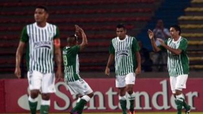 Atlético Nacional le igualó 1-1 a Independiente Medellíny continúa lider...