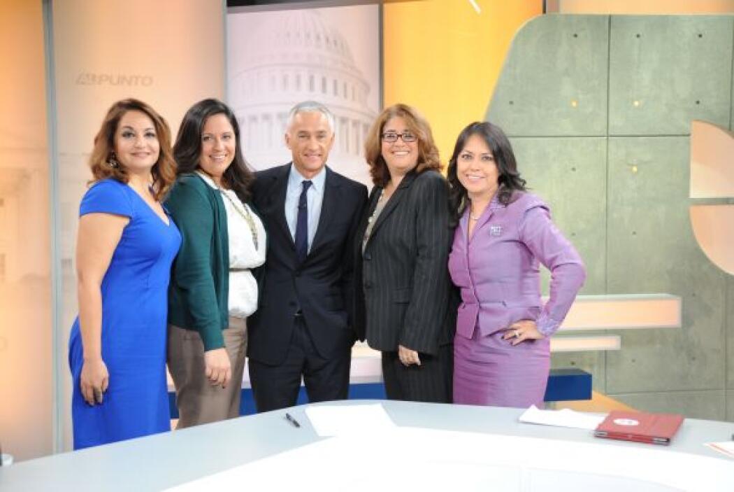 Jorge Ramos presenta un debate en 'Al Punto' 63c21551615d4304bc6f14bfdc1...