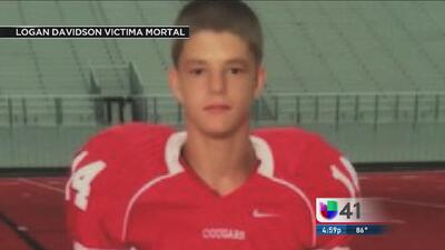 Inicia juicio por la muerte de Logan Davidson