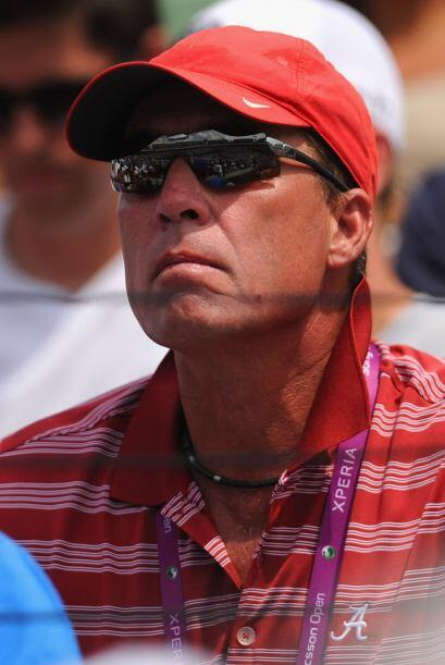 El duelo fue visto por la leyenda del deporte blanco, Ivan Lendl.
