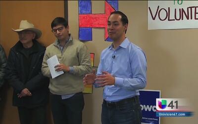Contienda de 2016 no verá a Julián Castro en la boleta electoral
