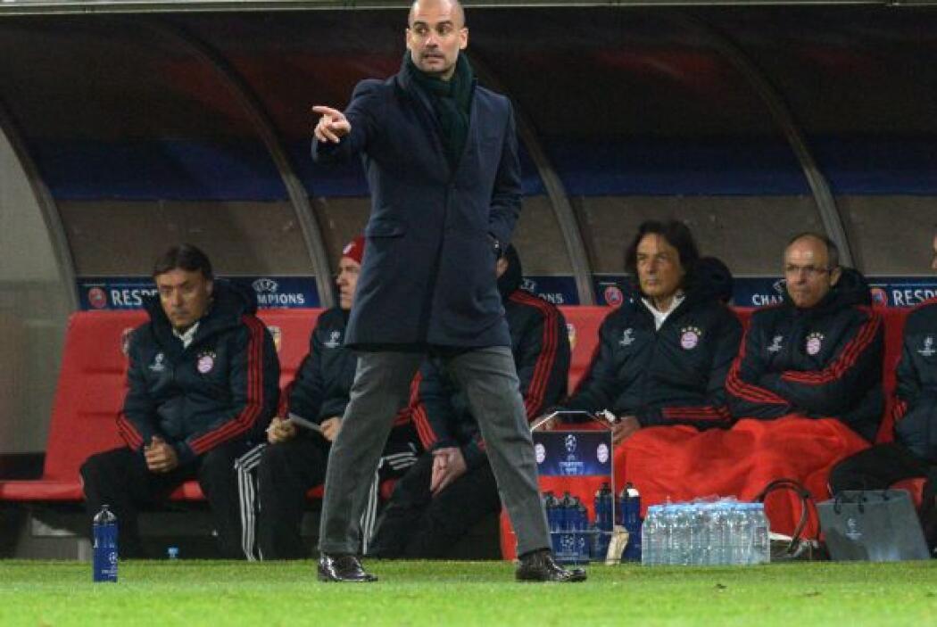 Los pupilos de Josep Guardiola igualaron la racha de victorias consecuti...