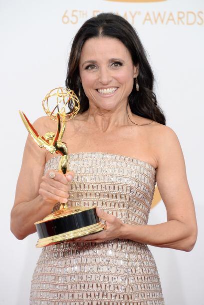 Julia Louis Dreyfus, una de las consentidas de los Emmy, inolvidable por...