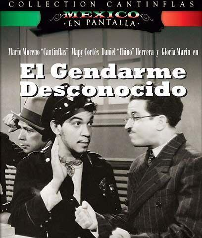 El gendarme desconocido (1941). El Gendarme desconocido: Una banda de pi...