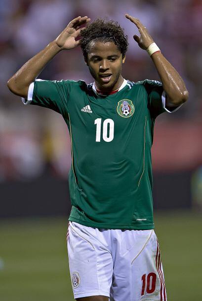 El talentoso 10 se perdió el partido ante Nigeria del 3 de marzo,...