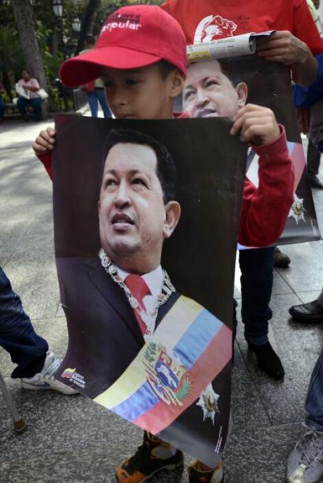 5 de marzo 2013 Hugo Chávez murió a las 16:25 hora local de Venezuela, s...