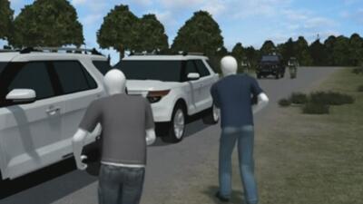 Agentes estadounidenses operan en territorio mexicano