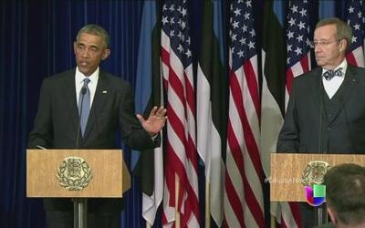 Obama promete coalición internacional contra ISIS