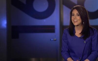 Andrea González, nueva presentadora de Univision 34 Los Ángeles