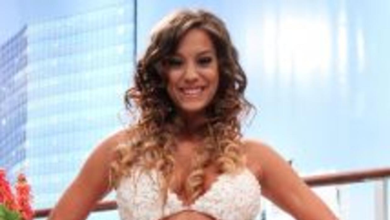 Noelia Marzol, mejor conocida por haber sido una de las mujeres que le d...