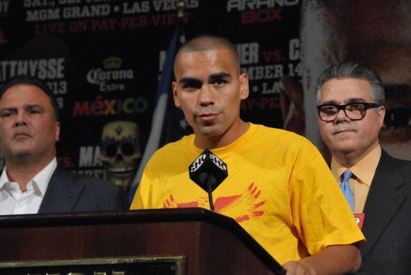 Carlos Molina irá por el t´titulo súper w´lete...
