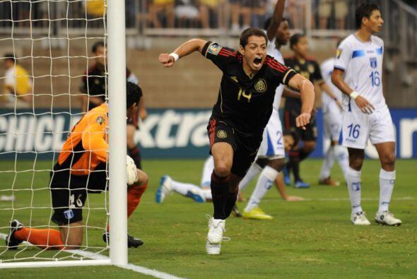 La semifinal puso a México frente a Honduras. Mucho se habl&oacut...