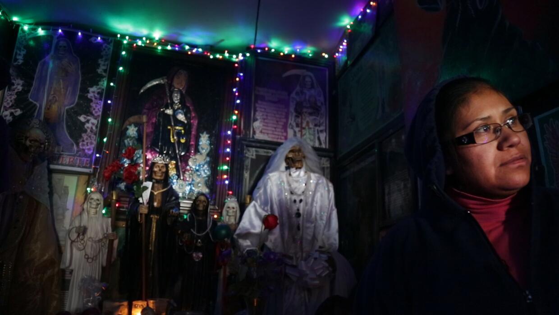 Hace cinco años, Guadalupe García cambió a la V&iac...