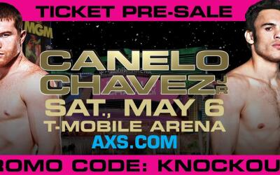 'Canelo' vs. Chávez Jr.