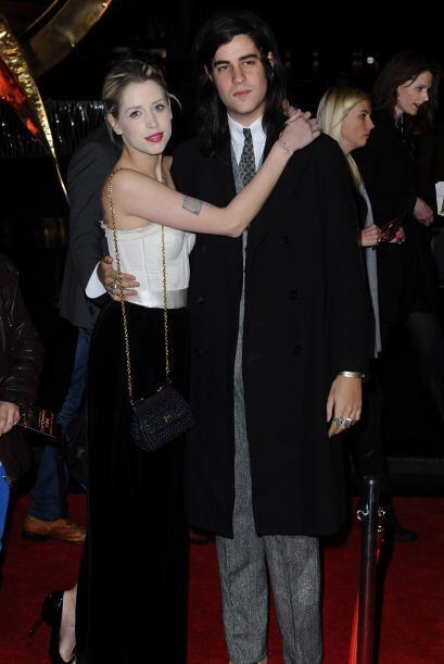 Al momento de su muerte, Peaches Geldof estaba casada con el músico Thom...