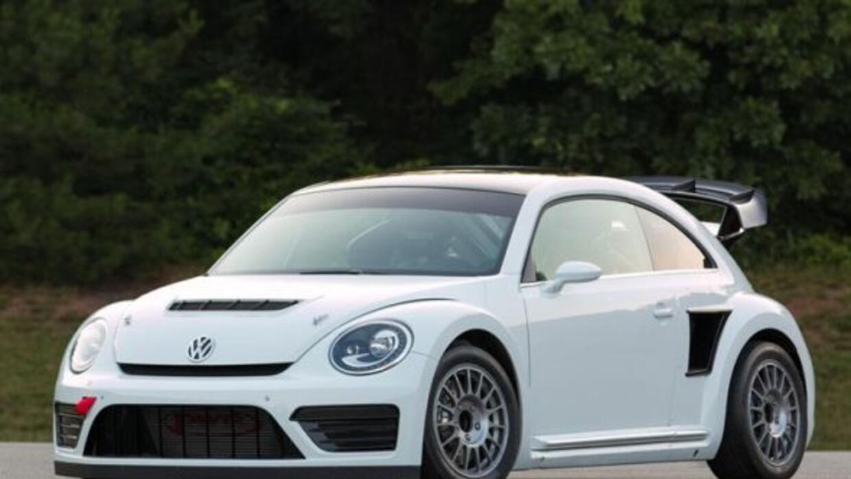 El GRC es el primer Beetle de la historia en nacer con tracción en las c...