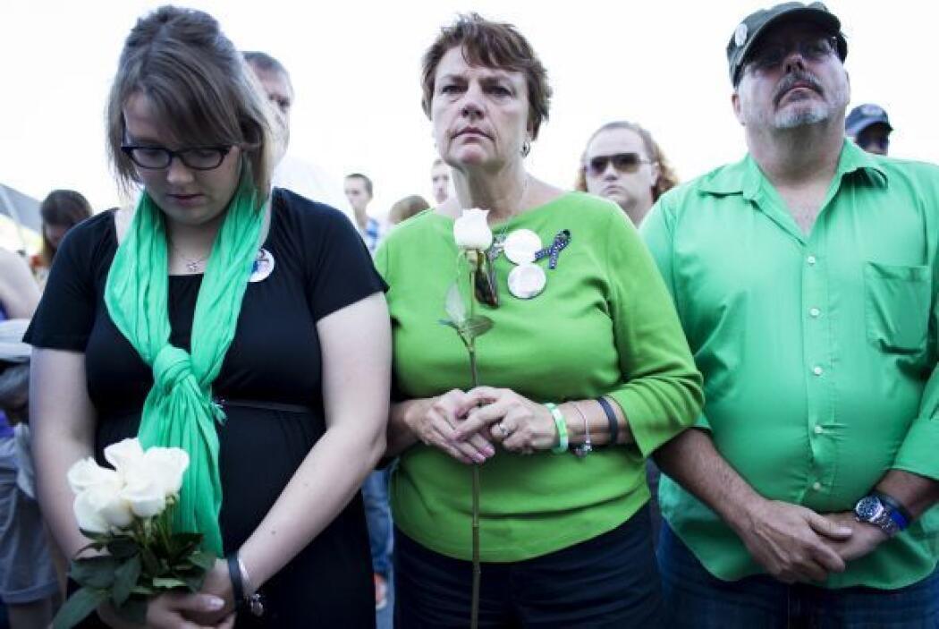 """La matanza de hace un año abrió un """"largo, penoso y difícil proceso"""" de..."""