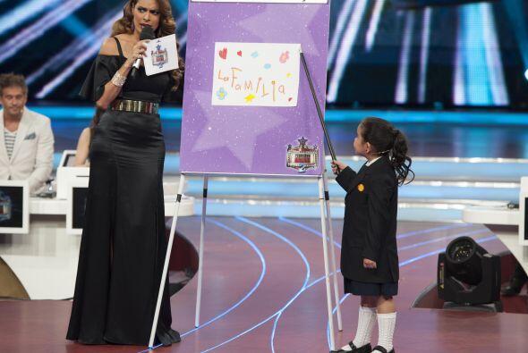 Fátima hizo su reportaje sobre un tema muy importante, 'La famili...