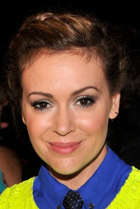 La actriz, productora y cantate Alyssa Milano, por su parte, sentenció:...