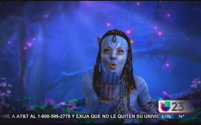 ¡Listo el espectáculo del Cirque Du Soleil!