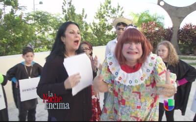 Chiquitota ahora quiere ser actriz