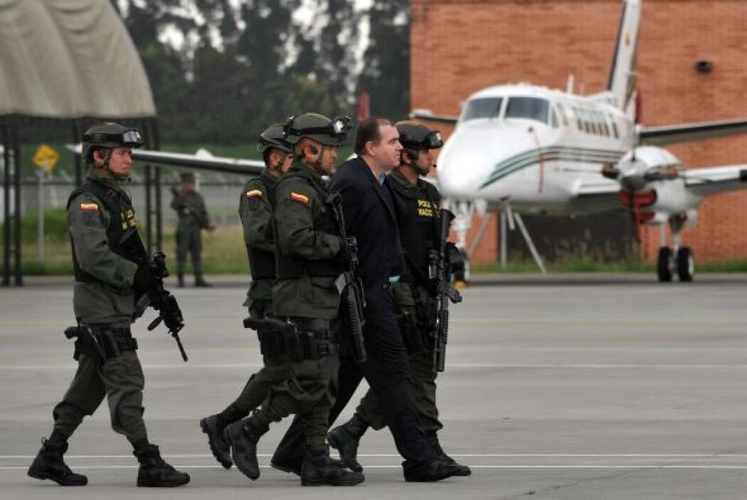 Estados Unidos también había solicitado la extradición de Makled por crí...
