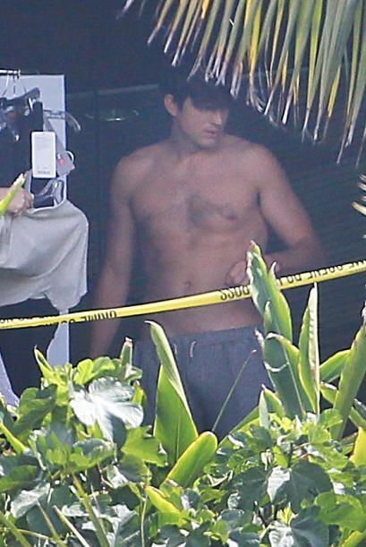 Sin duda, Ashton Kutcher sabe que cuidar su cuerpo es importante para su...