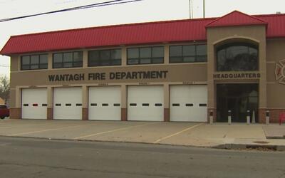 Una bebé recién nacida fue abandonada en la estación de bomberos de Wantagh