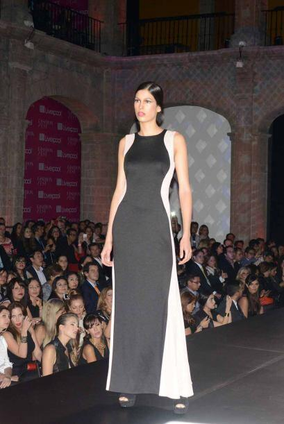 Milla Jovovich fue la invitada de honor en la pasarela en la que se pres...