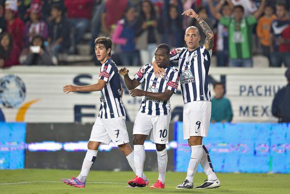 En esta fecha se anotaron 20 goles, siendo los juegos entre Santos vs. Q...