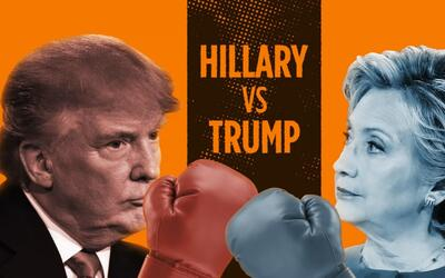 Llegó el debate final entre Trump y Clinton