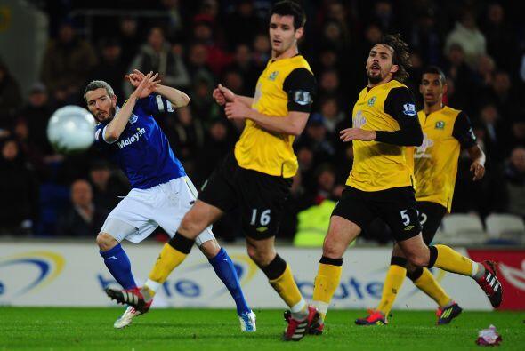 Al Cardiff no le importó la etiqueta de favorito del rival y aprovechó s...