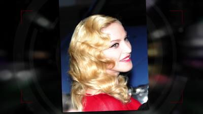 Madonna en Milán para la Semana de la Moda