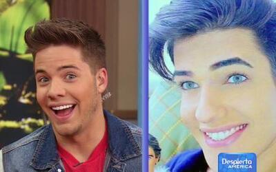 ¿Se parecen William y el Ken brasileño?