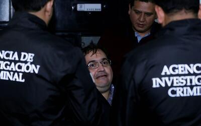 Javier Duarte de Ochoa es investigado por desvío de recursos, pec...