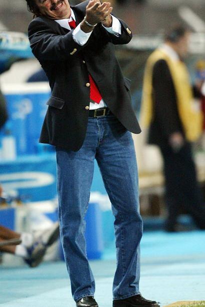 Fue el 12 de octubre del 2005 cuando México jugó ante Trinidad y Tobago...