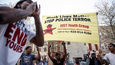 Hispanos temen acudir a la policía en Baltimore por miedo a ser deportados