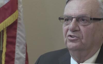 Joe Arpaio lamenta el cierre de la Ciudad de las Carpas