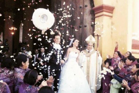 La ceremonia se realizó en la emblemática catedral de San Cristóbal de l...