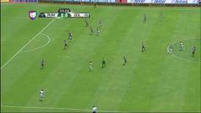 Goooolll!! Roberto Daniel Ramírez Monroy mete el balón y marca para Puma...