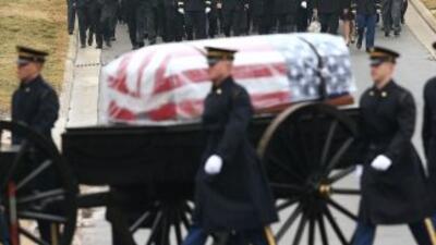 Cementerio militar de EEUU. (Imagen de Archivo).